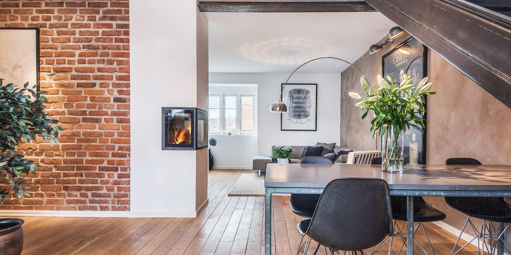 Rehabilitering av leilighet Oslo